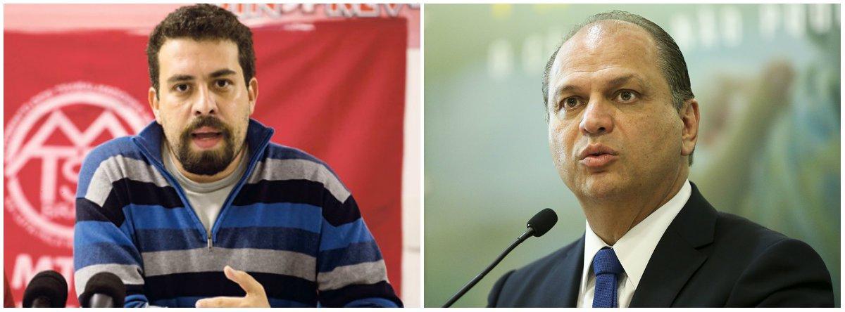 Boulos: 'Ministro disse que o SUS deveria encolher. Infelizmente, conseguiu'