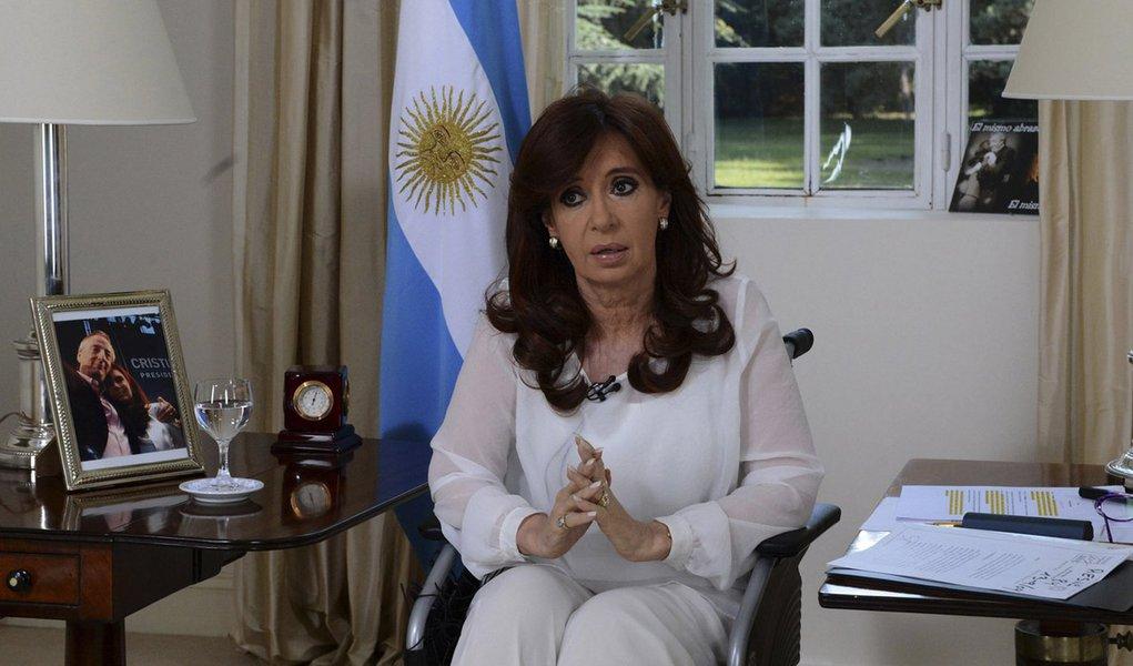Erramos ao noticiar caso Cristina Kirchner