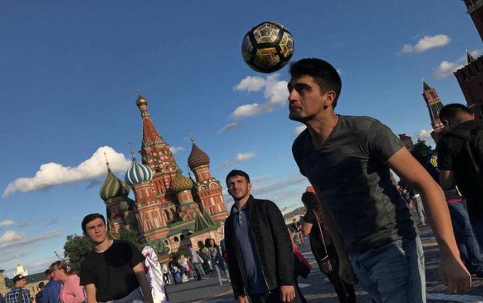 Google Tradutor quebra barreira de idioma na Copa do Mundo da Rússia
