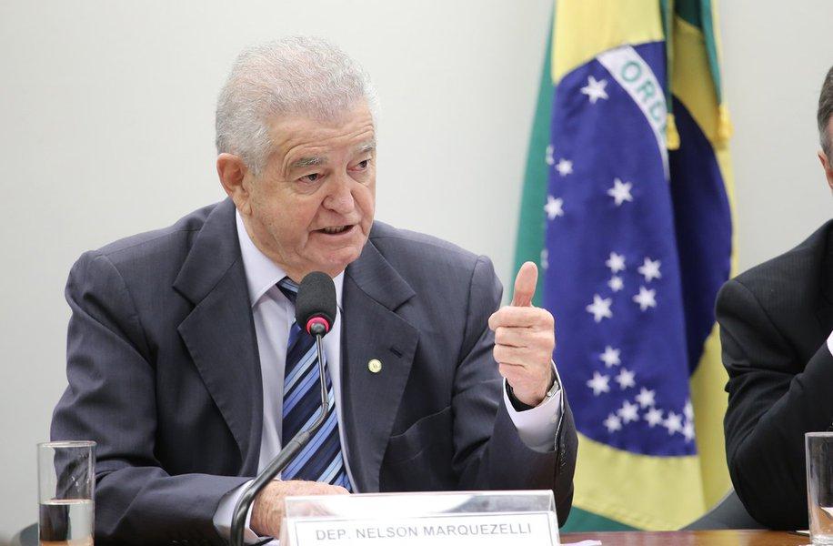 Além de dinheiro com assessor, PF acha R$ 5 mil na mala de Nelson Marquezelli