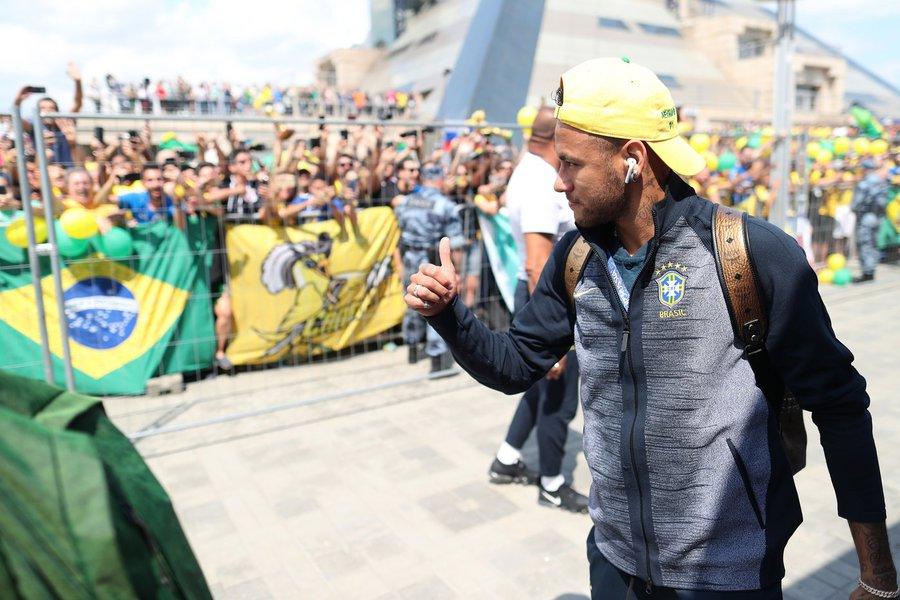 Se o Brasil for hexa, Seleção não irá a Brasília