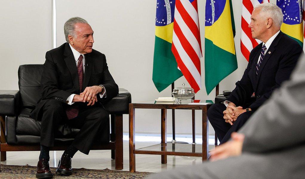 EUA reduz Brasil a fazenda exportadora de alimentos