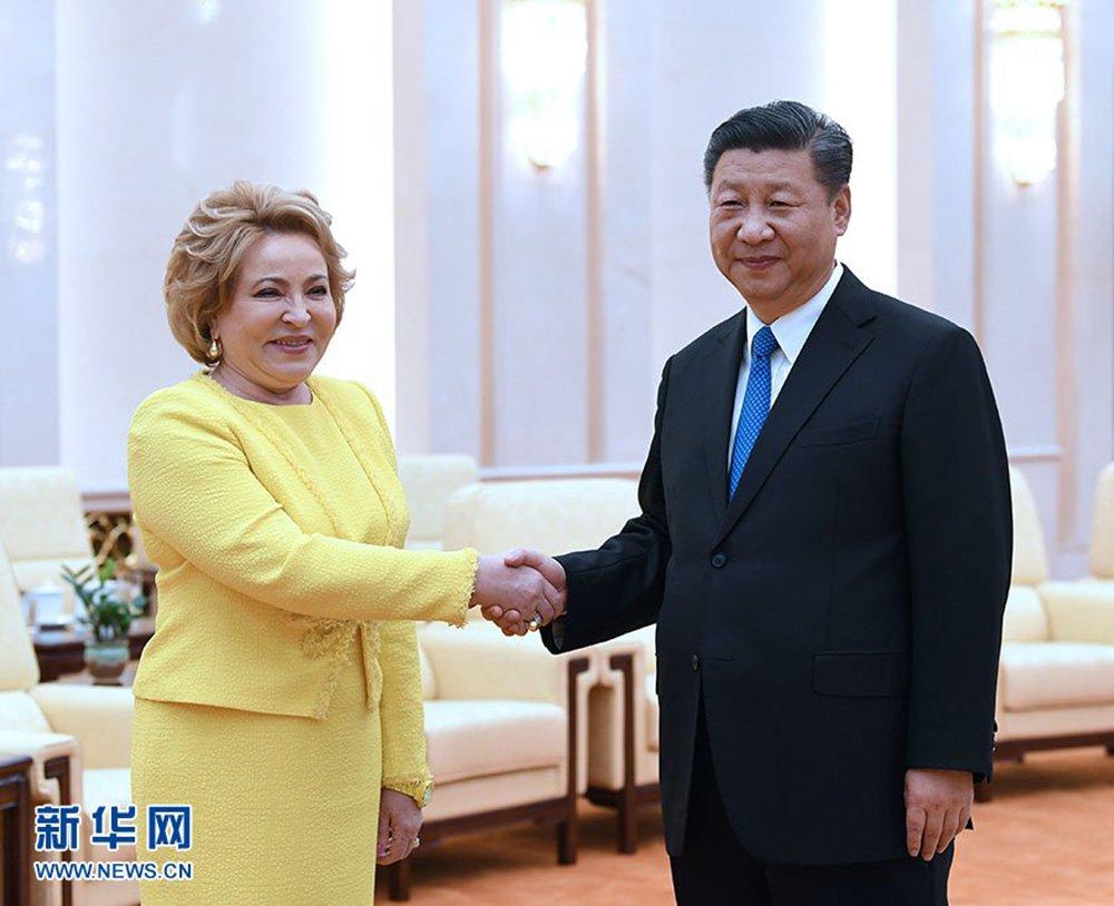 Relações China-Rússia estão na melhor etapa da história, diz Xi Jinping
