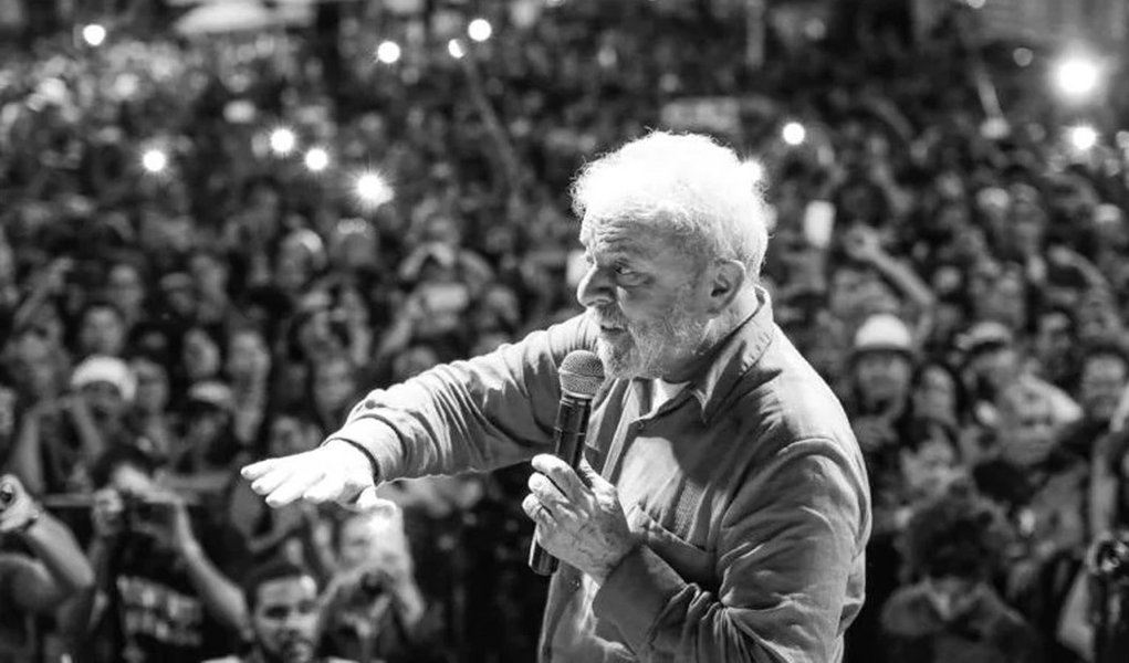Esmagamento programado dos direitos de Lula serve à destruição do país