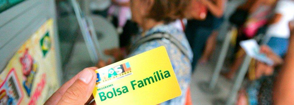 Reajuste do Bolsa Família destina mais de R$ 25,8 milhões ao PI
