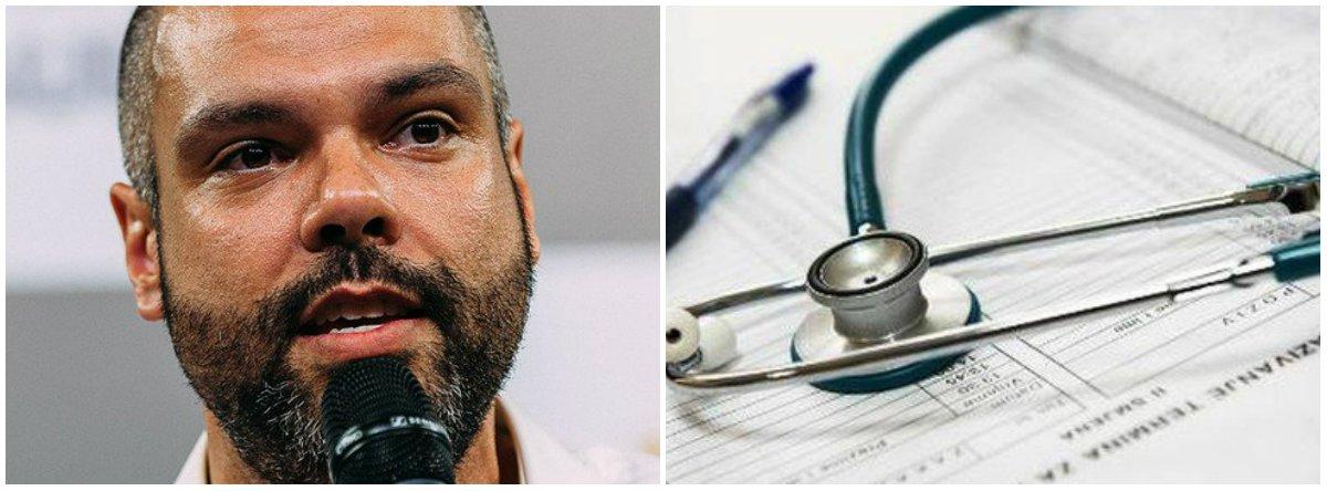 Gestão Covas impede médicos de solicitar a maior parte dos exames