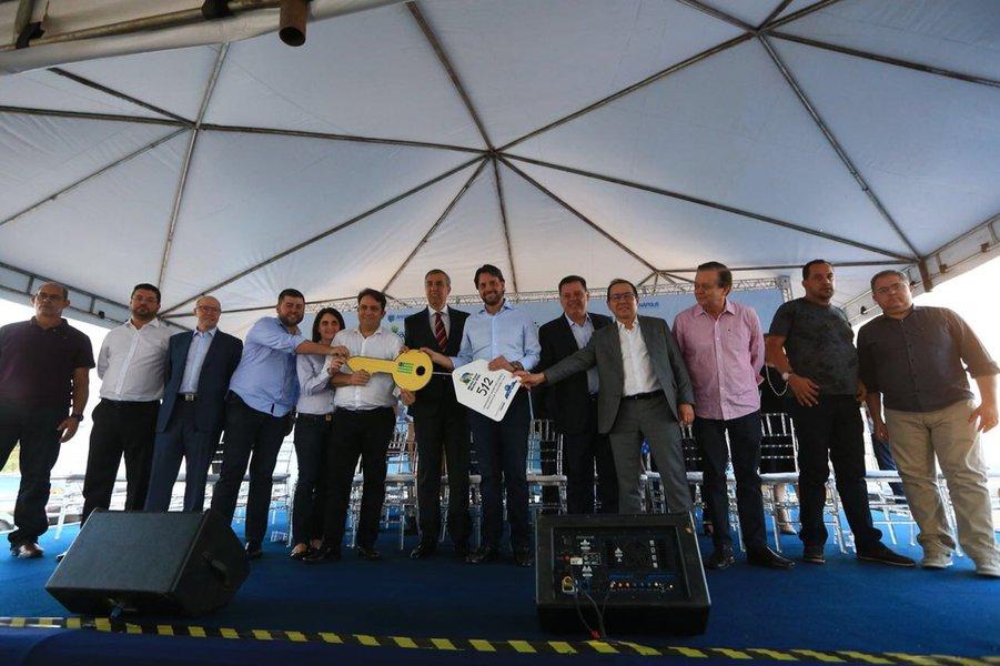 Habitação: Baldy entrega mais 512 moradias em Anápolis