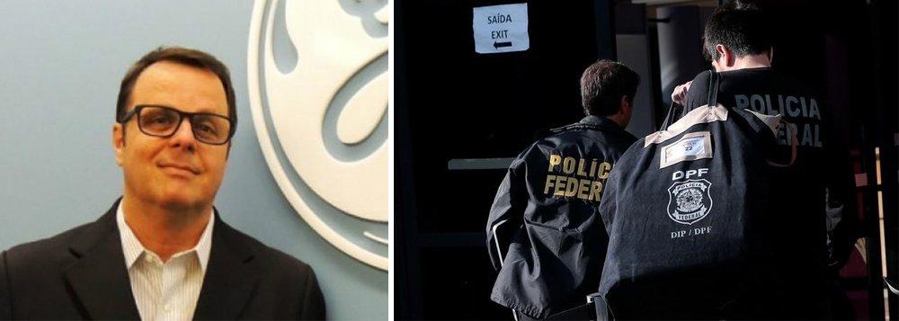 CEO da General Eletric é preso pela PF na Operação Ressonância