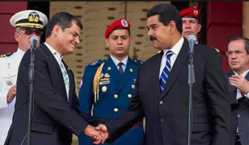 """Maduro: """"Que cesse a perseguição contra líderes latino-americanos autênticos"""""""
