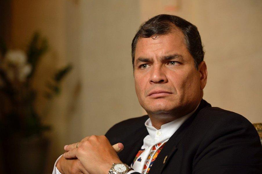 Correa e o sequestro da lógica