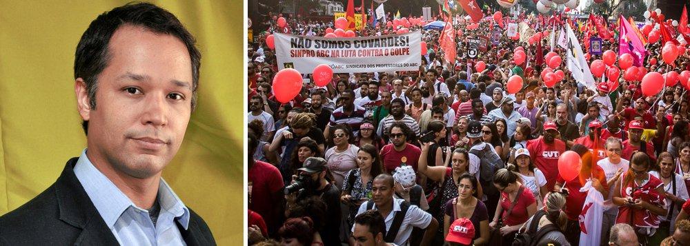 Stoppa: povo precisa trocar o Rivotril por Semancol e sair às ruas