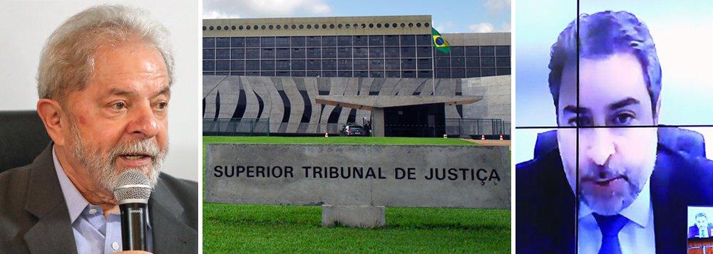 Lula recorre ao STJ para obrigar Moro a ouvir Tacla Duran