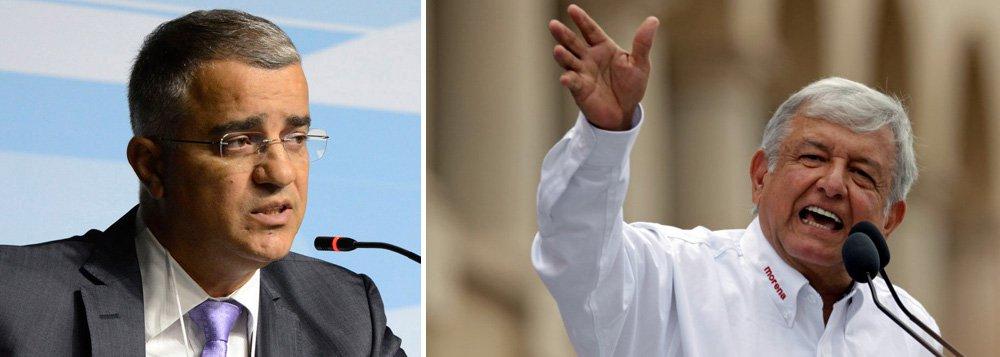 Kennedy: vitória de Obrador equivale a chegada de Lula ao poder em 2002