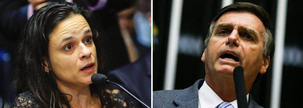 Apoio de Janaína a Bolsonaro revela raízes fascistas do golpe