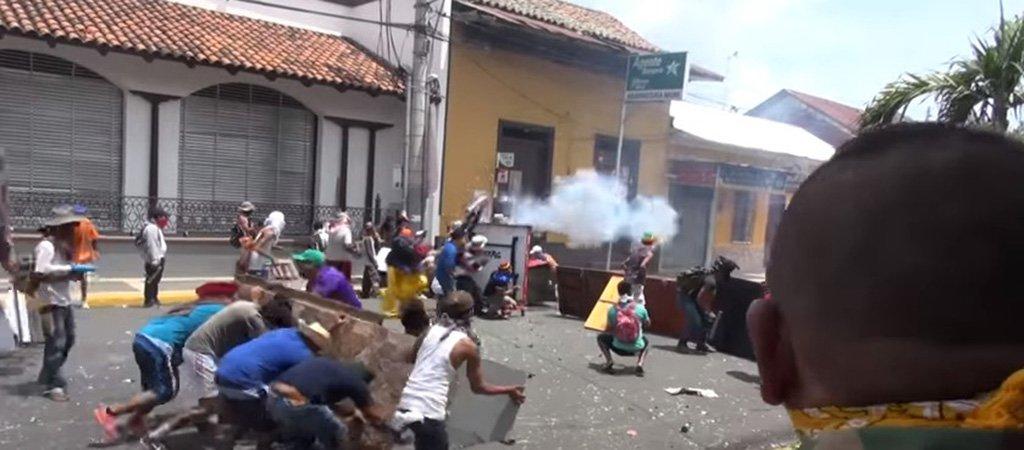 OEA envia missão à Nicarágua para fiscalizar atos de violência