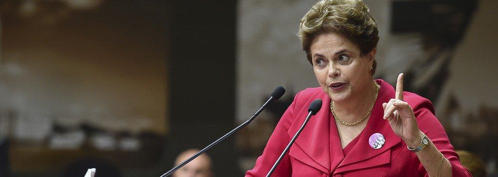 Nova tentativa de golpe: PSDB quer cassar candidatura de Dilma ao Senado