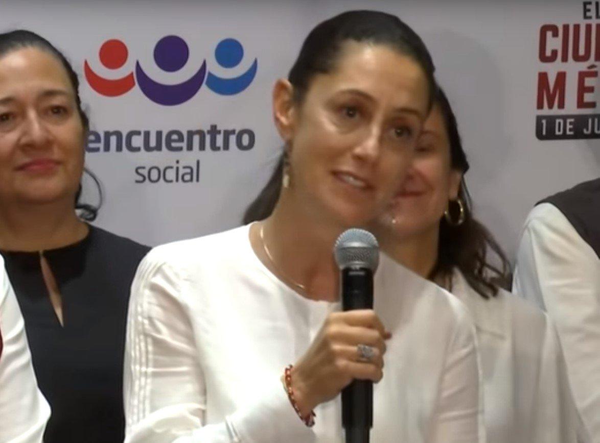 Pela primeira vez, uma mulher governará a Cidade do México