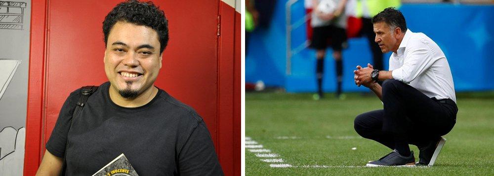 Sakamoto: péssimo exemplo é um técnico de futebol machista
