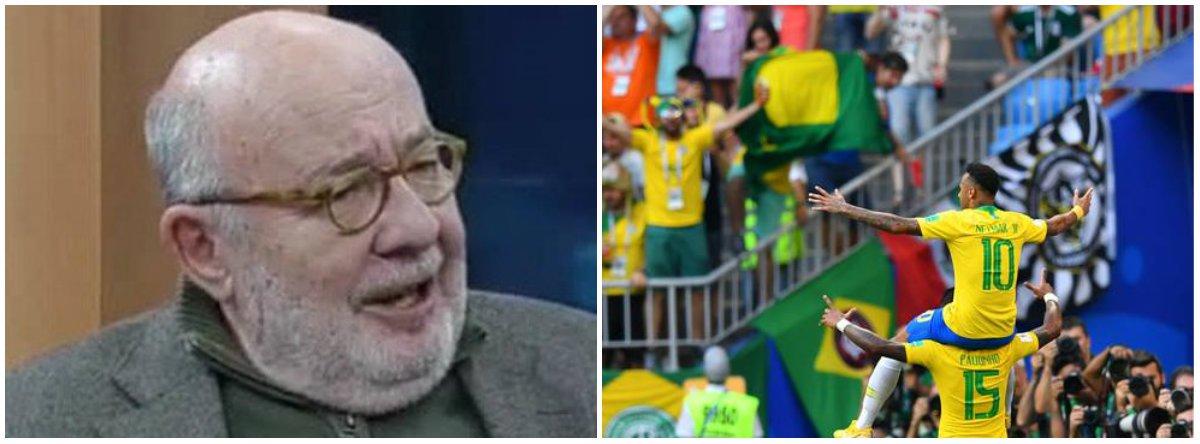 Kotscho: Valeu, Brasil! De alma lavada, deixamos de ser vira-latas ao menos por um dia