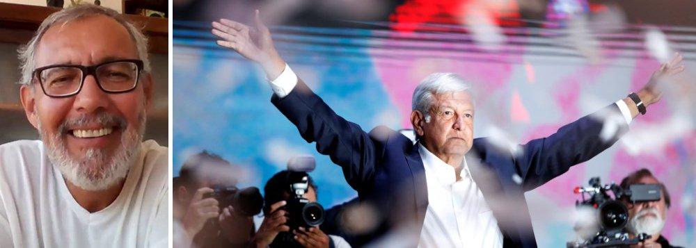 Mauro Lopes: esquerda fará México aproximar-se da América Latina