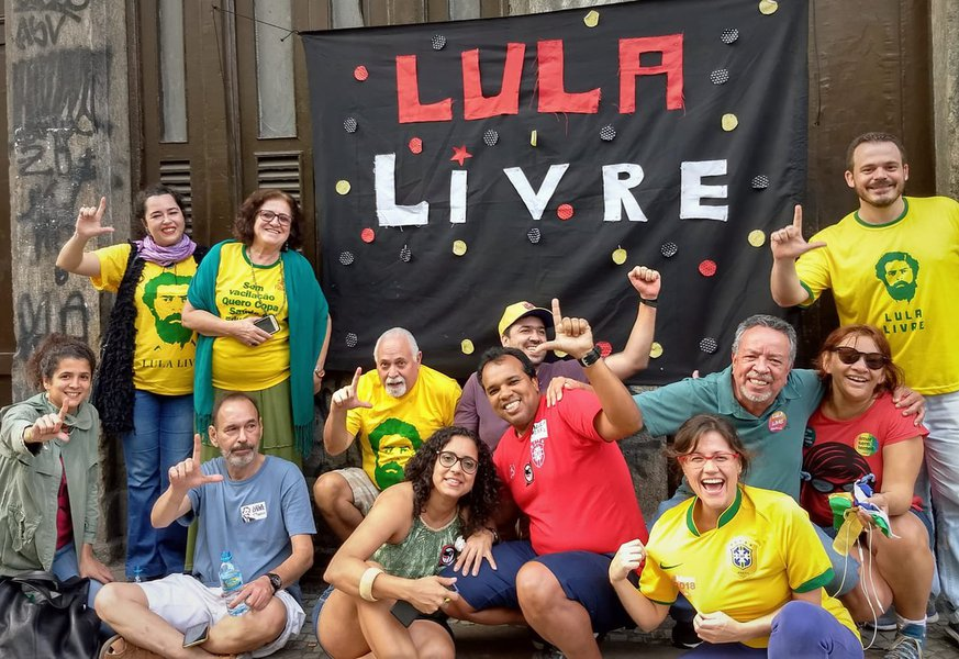 Alinhando Lula Livre: crítica e autocrítica