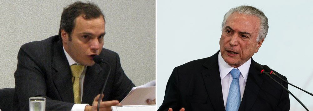 PF quer ouvir doleiro em inquérito que investiga propina a Temer