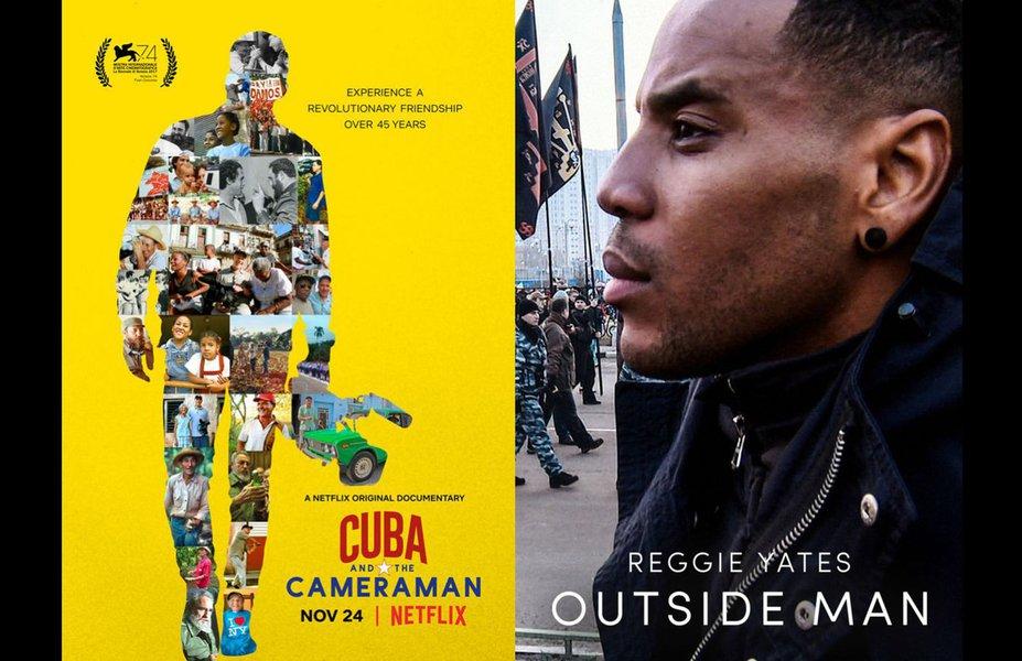 Cinema e Sofá 247 discute Cuba e o Cameraman e The Outside Man