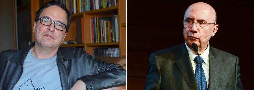 Luis Felipe Miguel: Meirelles poderia economizar milhões e comprar um espelho