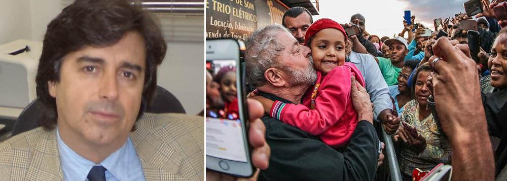 Jurista garante que Lula pode ser candidato