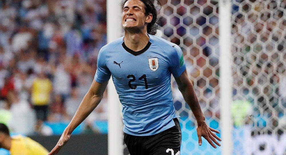 Uruguai vence Portugal e pegará a França nas quartas de final