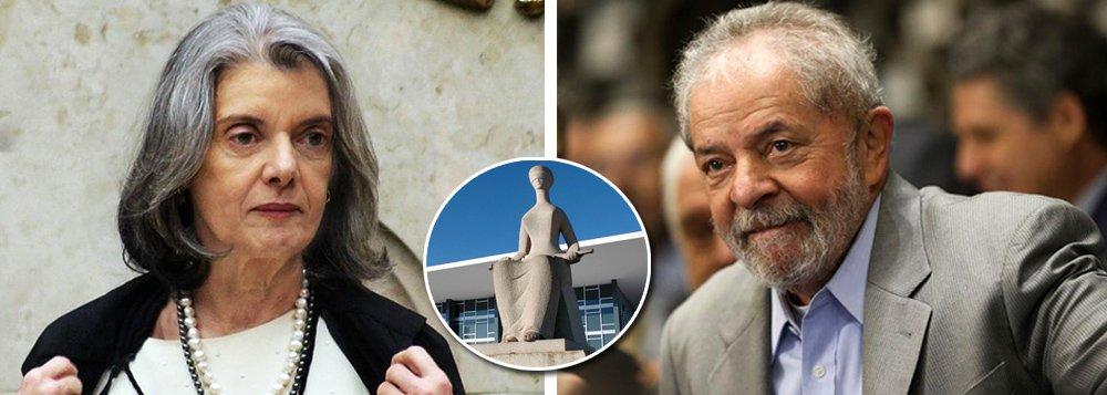 Tijolaço: STF faz malandragem para manter Lula preso