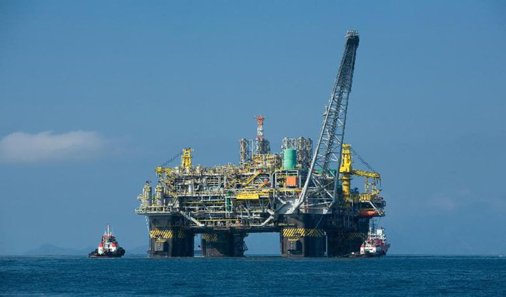 Produção de petróleo no país cresceu 4,2% em 2017