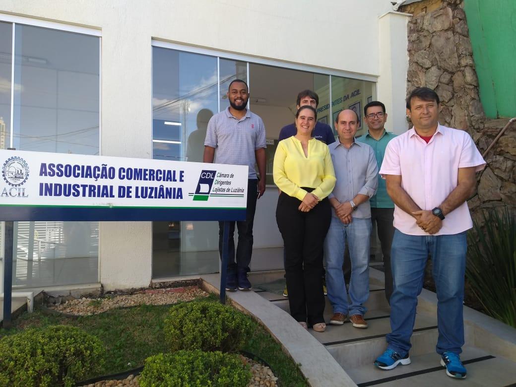 Kátia Maria faz reunião política no Entorno do DF