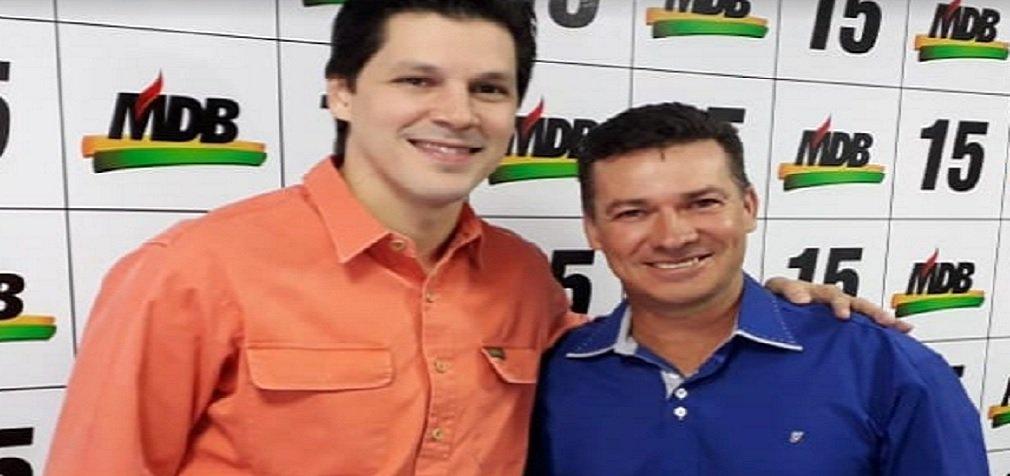 Itaberaí: lideranças deixam DEM de Caiado para apoiar Daniel