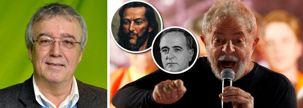 Lédio de Andrade: como Getúlio e Tiradentes, Lula é um perseguido político