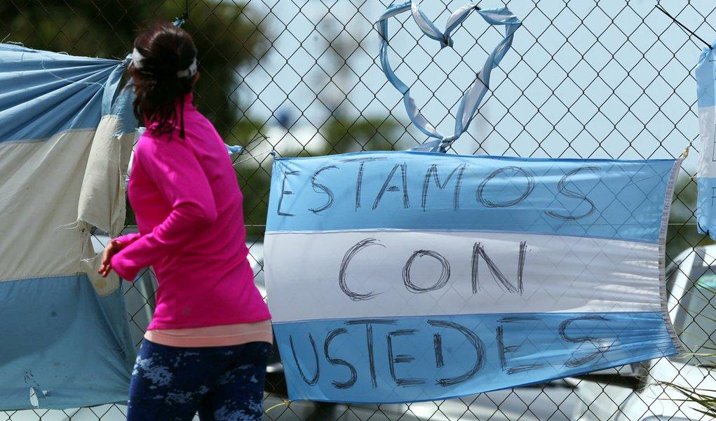 Argentinos vão comemorar independência com protestos contra o FMI