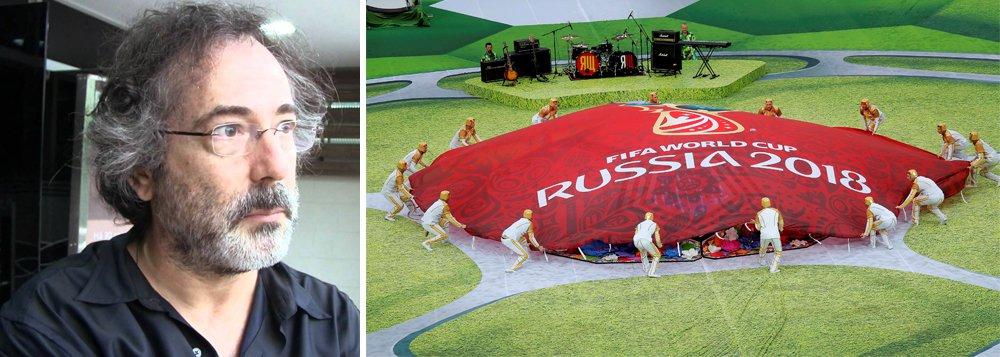 Pepe Escobar: sucesso da Copa é uma grande vitória da Rússia