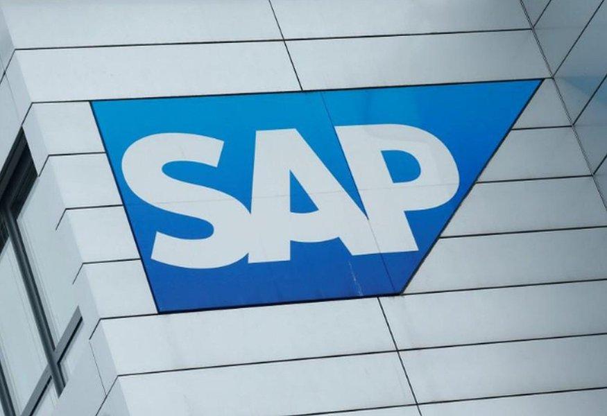SAP eleva projeções para crescimento em computação em nuvem, mas ações caem