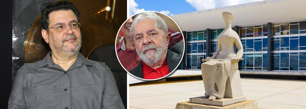 Rui Pimenta: é hora de pressionar o STF para garantir direitos de Lula