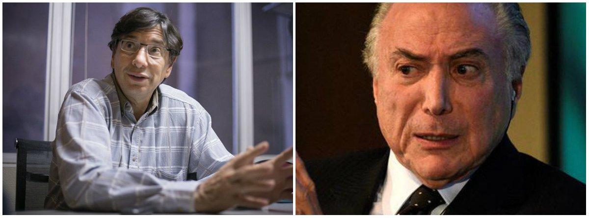 'Se não fossem as reservas externas, o Brasil estaria indo pela hora da morte'