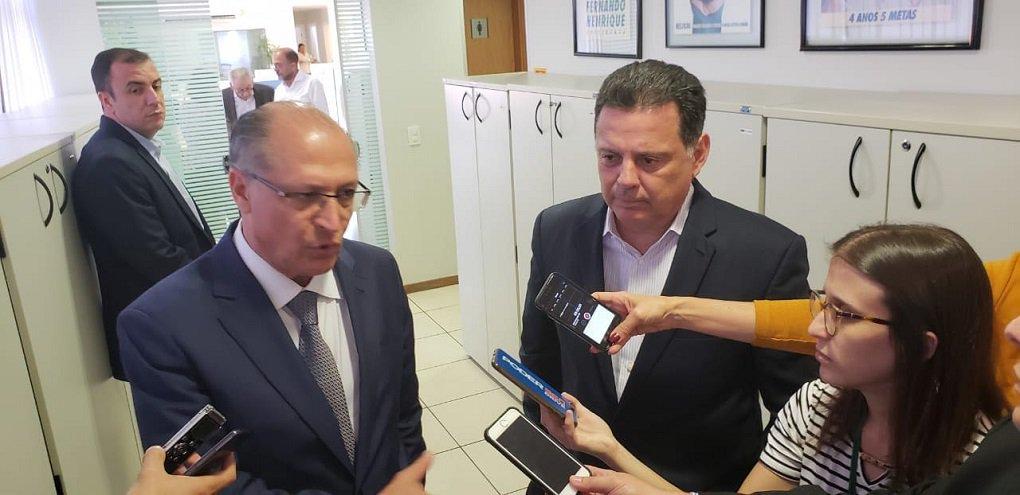 Perillo será coordenador da campanha de Alckmin