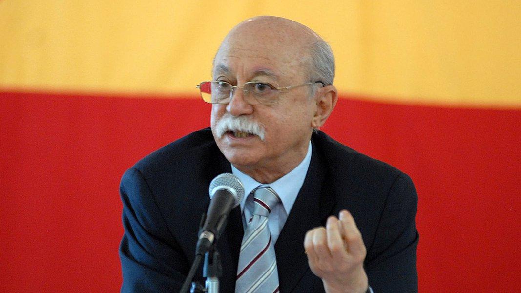 Roberto Amaral invoca Gramsci para assegurar vitória da centro-esquerda