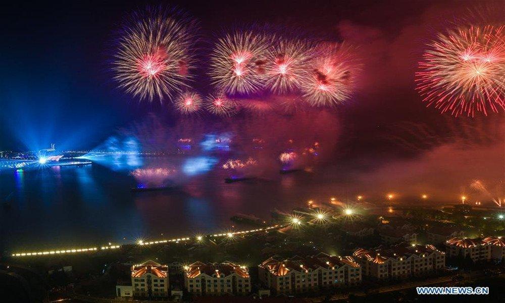 A cúpula de Qingdao e a construção da comunidade com futuro compartilhado
