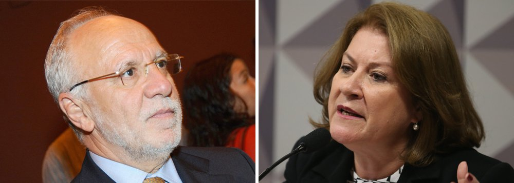 Delator da Odebrecht acusou Miriam Belchior pelo simples fato de ser petista