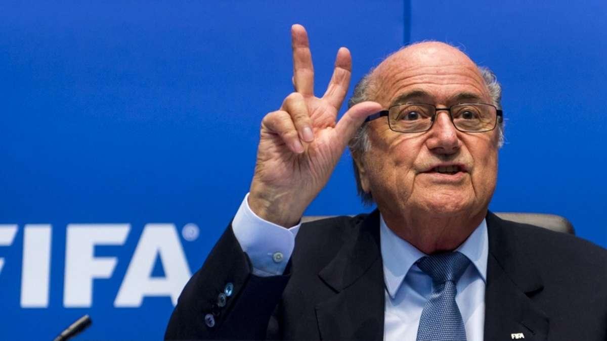 Televisão brasileira criou caixa-preta de propina do futebol, diz Blatter