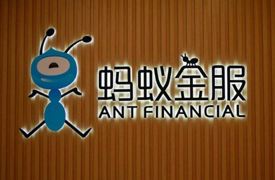 Chinesa Ant Financial levanta US$14 bilhões em maior captação do mundo