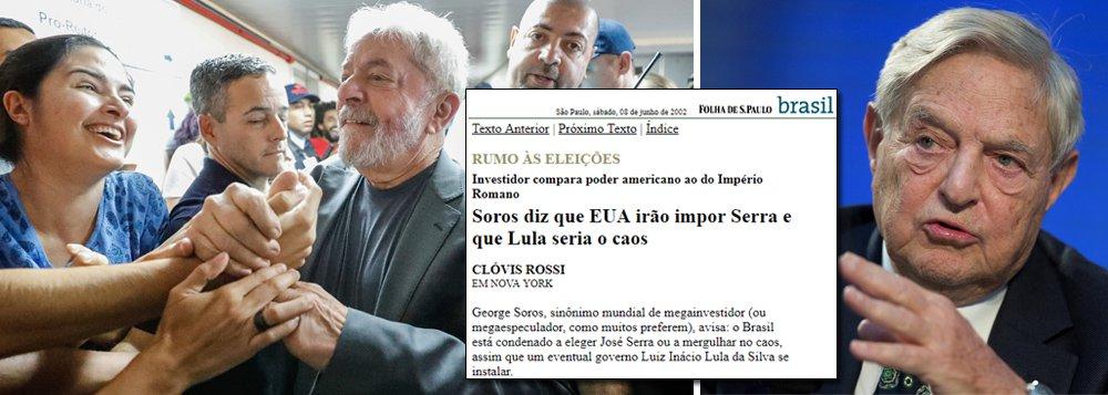 Lula ou caos