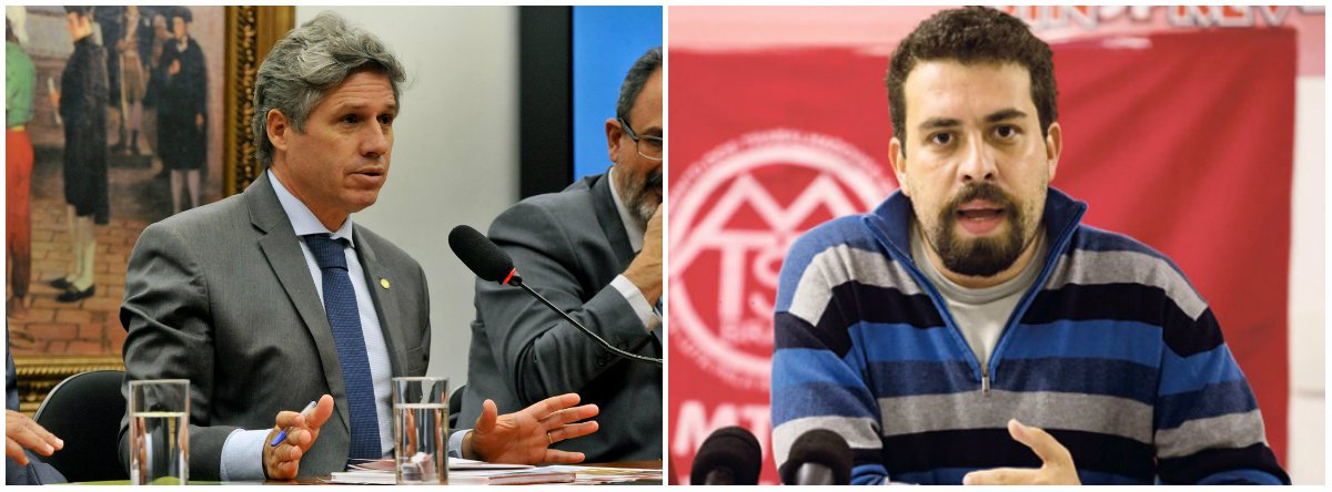 Teixeira: Boulos é perseguido porque revelou a farsa do triplex