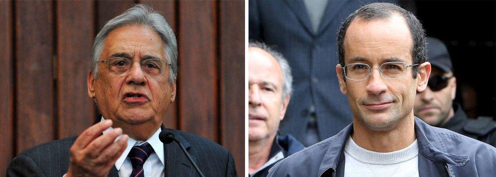 'SOS' de FHC funcionou e Odebrecht fez doação heterodoxa ao PSDB