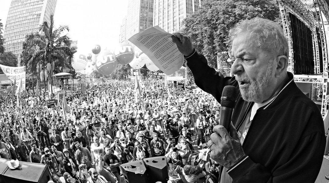 """""""Fui tratado como inimigo"""" dirá Lula ao lançar candidatura"""